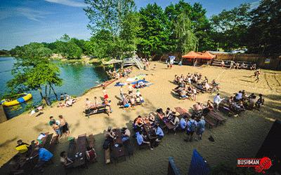 Beach Park Mlékojedy